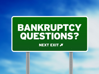 Bankruptcy With Divorce Settlement