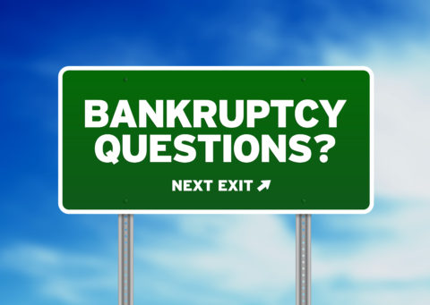 Do you have Bankruptcy questions in las vegas or henderson nevada?